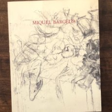 Libros de segunda mano: MIQUEL BARCELO (50€). Lote 116643107