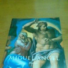 Libros de segunda mano: MIGUEL ÁNGEL. Lote 116693495