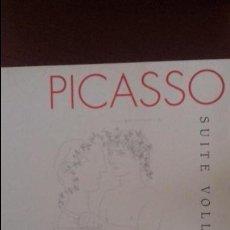 Libros de segunda mano: PICASSO. SUITE VOLLARD. Lote 116857075