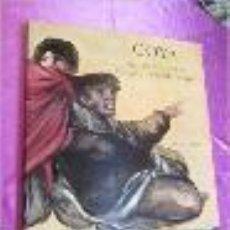Libros de segunda mano: GOYA Y SUS PINTURAS NEGRAS EN LA QUINTA DEL SORDO AÑO 1963 RARO DE MUSEO. Lote 116909775