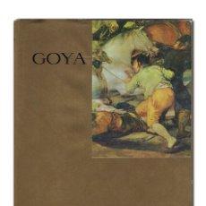 Libros de segunda mano: FUSTER (ANTONIO F.).– GOYA. LA PINTURA RELIGIOSA E HISTÓRICA. 1966. Lote 117192111