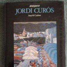 Libros de segunda mano: JORDI CURÓS / JOSEP M. CADENA / EDI. ÀMBIT / 1987 / EN CATALÁN. Lote 117273531