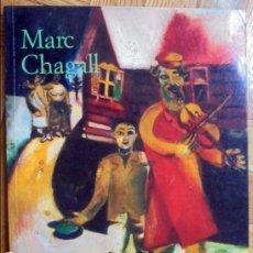 Libros de segunda mano: 'MARC CHAGALL'. EDITORIAL TASCHEN 1989. CON MAGNÍFICAS LÁMINAS ENMARCABLES DE SUS OBRAS.. Lote 117282747