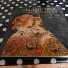 Libros de segunda mano: LIBRO EL CARTELISMO EN CATLAUNY RAMON MANENT EN CATALAN. Lote 117283247