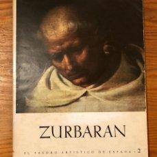 Libros de segunda mano: ZURBARAN(35 €). Lote 117325483