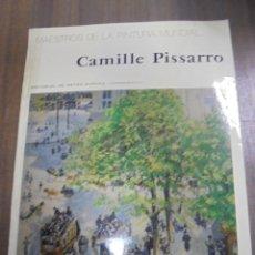 Libros de segunda mano - CAMILLE PISARRO. MAESTROS DE LA PINTURA MUNDIAL. EDITORIAL DE ARTES AURORA. LENINGRADO, 1973. - 117608835