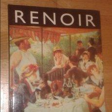Libros de segunda mano: LA ERA DE LOS IMPRESIONISTAS. RENOIR - GLOBUS, 1994. Lote 117827835