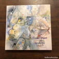 Libros de segunda mano: TRAUMBILDER UND GEDICHTE(21€). Lote 118491451
