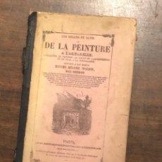 Libros de segunda mano: LES BELLES DU LLUIS ET DE LA PEINTURE A L´AQUARELLE(41€). Lote 118491739