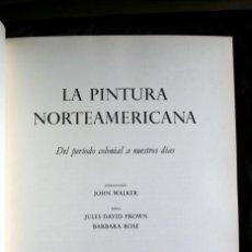 Libros de segunda mano: LA PINTURA NORTEAMERICANA - DEL PERIODO COLONIAL A NUESTROS DIAS - SKIRA - 1969. Lote 118539503