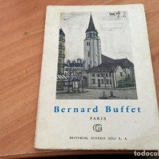 Libros de segunda mano: BERNARD BUFFET (COIB116). Lote 118709623