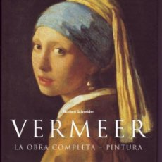 Libros de segunda mano: VERMEER. NORBERT SCHNEIDER TASCHEN, (2005).. Lote 118920431