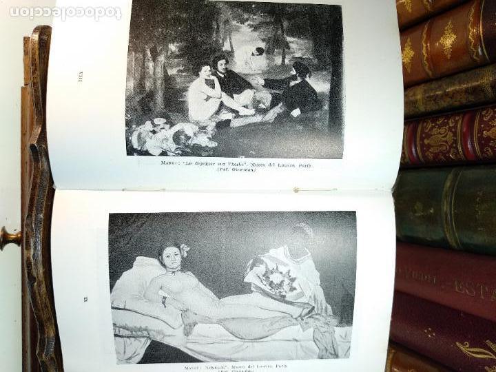Libros de segunda mano: LOS PINTORES IMPRESIONISTAS - DR. BELÁ LAZAR - COLECCIÓN LABOR - BARCELONA - 1942 - - Foto 6 - 118979743