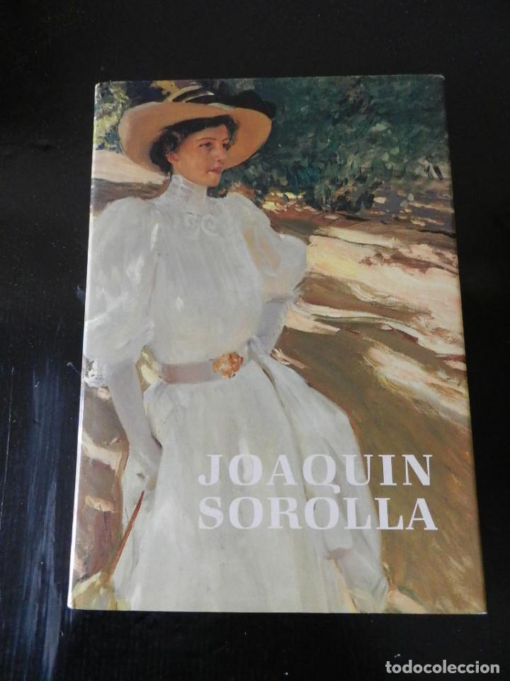 JOAQUIN SOROLLA , EDMUND PEEL , EDITORIAL: POLIGRAFA BARCELONA 1990 LIBRO PINTURA (Libros de Segunda Mano - Bellas artes, ocio y coleccionismo - Pintura)
