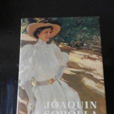 Libros de segunda mano: JOAQUIN SOROLLA , EDMUND PEEL , EDITORIAL: POLIGRAFA BARCELONA 1990 LIBRO PINTURA. Lote 119442723