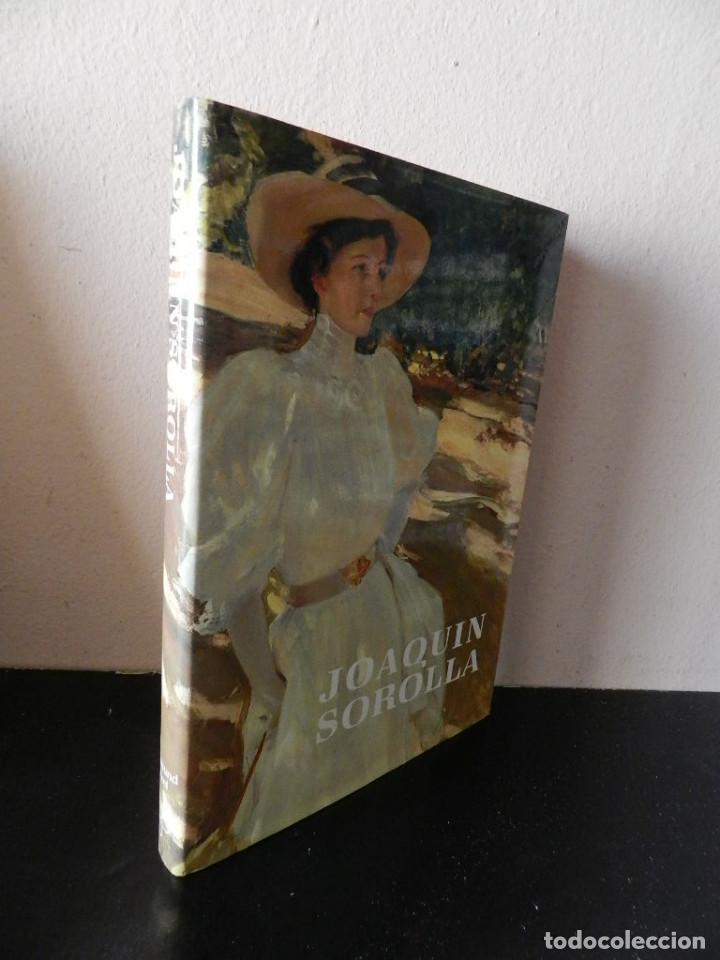 Libros de segunda mano: JOAQUIN SOROLLA , EDMUND PEEL , EDITORIAL: POLIGRAFA BARCELONA 1990 LIBRO PINTURA - Foto 2 - 119442723