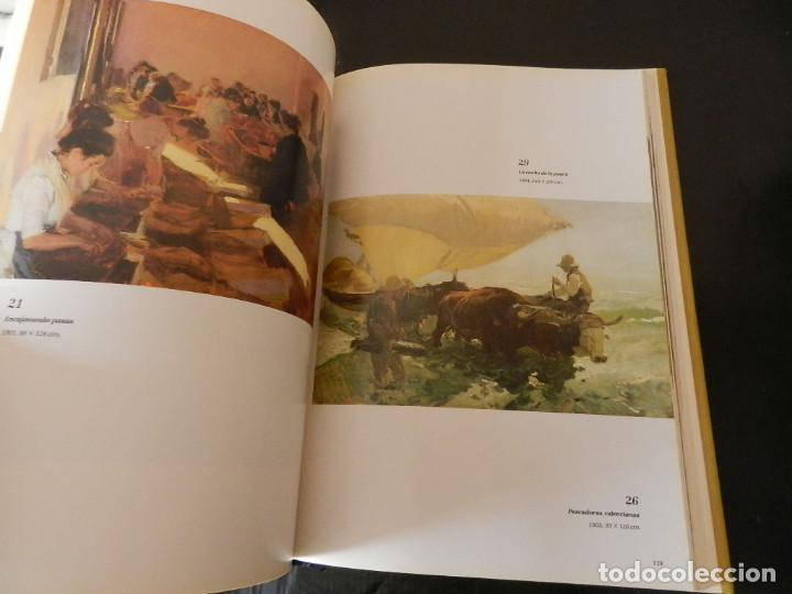 Libros de segunda mano: JOAQUIN SOROLLA , EDMUND PEEL , EDITORIAL: POLIGRAFA BARCELONA 1990 LIBRO PINTURA - Foto 10 - 119442723