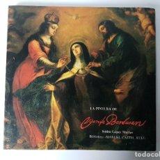 Libros de segunda mano: CATÁLOGO LA PINTURA DE VICENTE BERDUSAN ( 1990 TUDELA ) ILUSTRADO. Lote 119449823