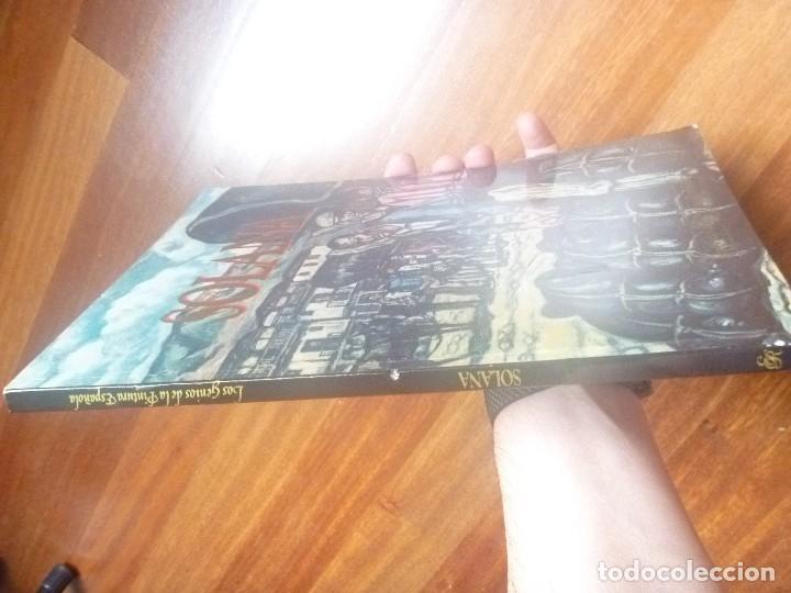 Libros de segunda mano: SOLANA GENIOS DE LA PINTURA ESPAÑOLA RAYUELA EDICIONES OFERTA - Foto 8 - 119747487