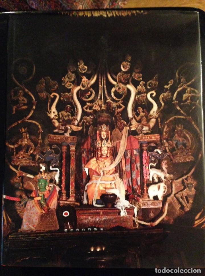 LOS TESOROS DEL HIMALAYA - LIBRO DE MADANJEET SINGHI - DESTINO 1968 (PINTURA MURAL Y ESCULTURA) (Libros de Segunda Mano - Bellas artes, ocio y coleccionismo - Pintura)
