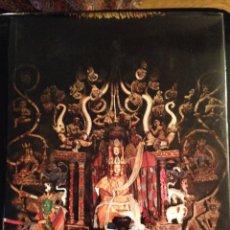 Libros de segunda mano: LOS TESOROS DEL HIMALAYA - LIBRO DE MADANJEET SINGHI - DESTINO 1968 (PINTURA MURAL Y ESCULTURA). Lote 172108289