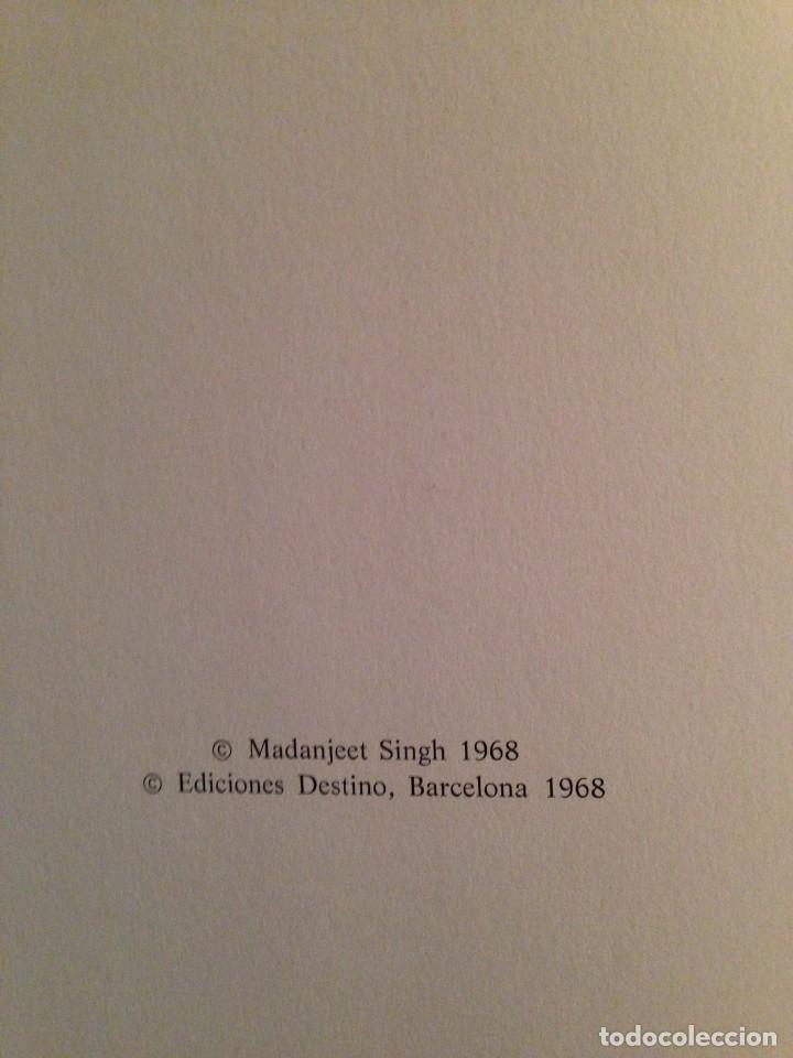 Libros de segunda mano: LOS TESOROS DEL HIMALAYA - LIBRO DE MADANJEET SINGHI - DESTINO 1968 (PINTURA MURAL Y ESCULTURA) - Foto 3 - 172108289
