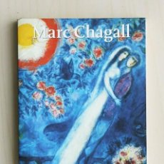 Libros de segunda mano: MARC CHAGALL. 30 POSTCARDS. Lote 120184215