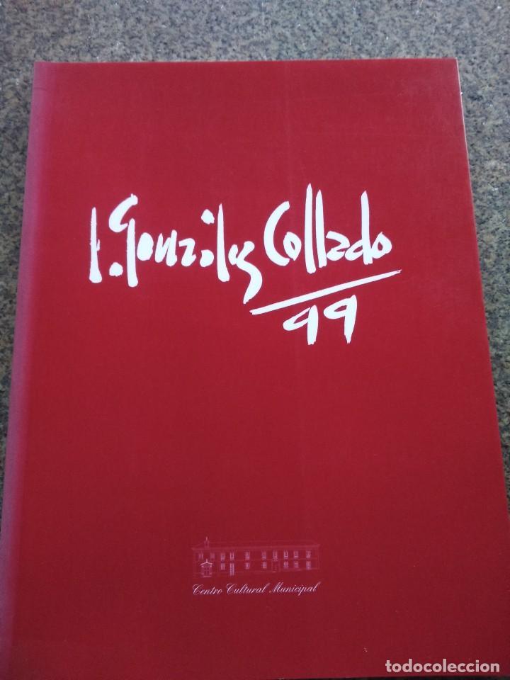 JOSE GONZALEZ COLLADO -- LA PASION DE CRISTO - SEMANA SANTA 1999 -- CONCELLO DE FERROL -- (Libros de Segunda Mano - Bellas artes, ocio y coleccionismo - Pintura)