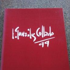 Libros de segunda mano: JOSE GONZALEZ COLLADO -- LA PASION DE CRISTO - SEMANA SANTA 1999 -- CONCELLO DE FERROL --. Lote 120252283