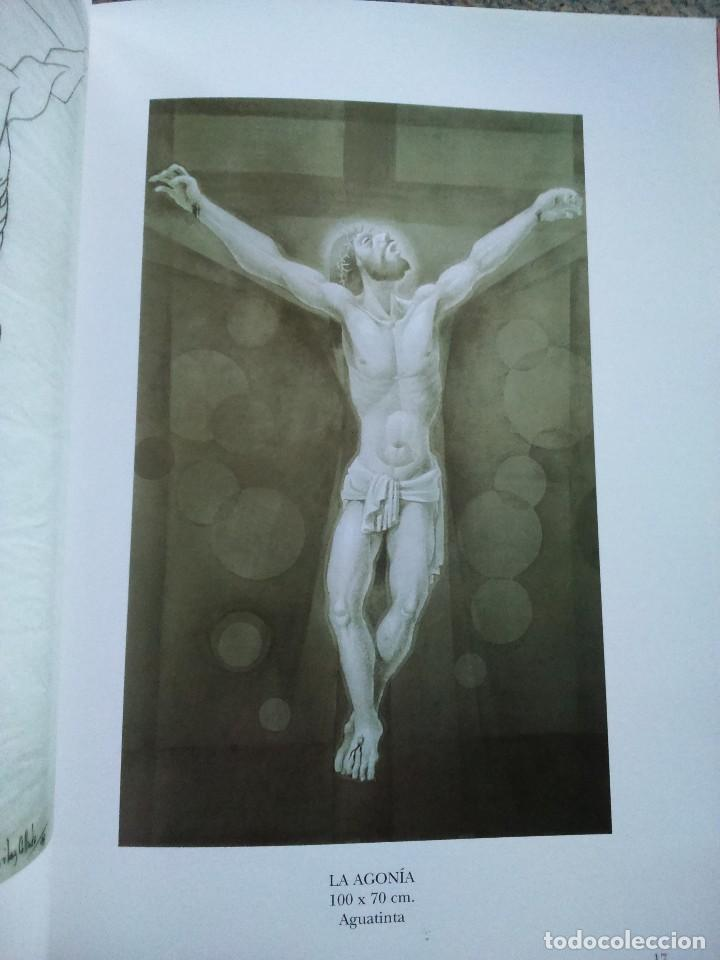 Libros de segunda mano: JOSE GONZALEZ COLLADO -- LA PASION DE CRISTO - SEMANA SANTA 1999 -- CONCELLO DE FERROL -- - Foto 2 - 120252283