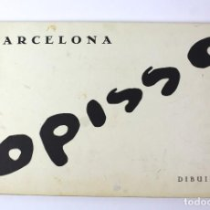 Libros de segunda mano: L-1654. BARCELONA DIBUIXOS D'OPISSO. EDICIONS CURIOSA.1981.. Lote 120314319