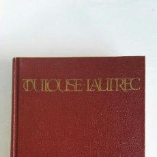 Libros de segunda mano: TOULOUSE-LAUTREC JEAN BOURET 272 PÁGINAS CON ILUSTRACIONES. Lote 120424019