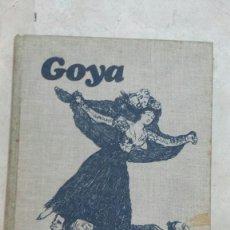 Libros de segunda mano: GOYA : VIDA Y OBRA : LA ESPAÑA DE GOYA Y LARRA. Lote 120535439