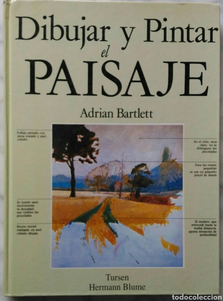 Dibujar Y Pintar El Paisaje Hermann Blume Adrian Bartlett