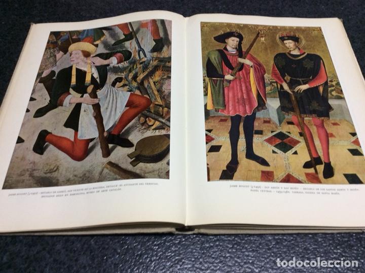 Libros de segunda mano: LA PINTURA ESPAÑOLA I. SKIRA - DE LOS FRESCOS ROMÁNICOS AL GRECO -ED. CARROGGIO EDICIONES 1952 - Foto 2 - 120768987