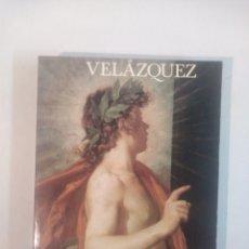 Libros de segunda mano: VELÁZQUEZ MUSEO DEL PRADO 1990.. Lote 120883775