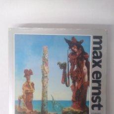 Libros de segunda mano - MAX ERNST EDWARD QUINN. EDICIONES POLIGRAFA - 121224411