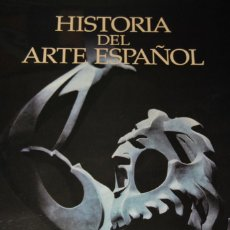 Libros de segunda mano: HISTORIA DEL ARTE ESPAÑOL X - EL SIGLO DE LOS CREADORES - EDITORIAL PLANETA. Lote 121344943