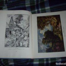 Libros de segunda mano: ADRIAN LUDWIG RICHTER. LOTHAR KEMPE. SACHSENVERLAG DRESDEN. 1953. TODO UNA JOYA!!!!!. Lote 121735519
