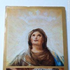 Libros de segunda mano: PINTURA REGINA MARTYRUM GOYA EDUARDO TORRAS 1982. Lote 121899807