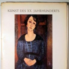 Libros de segunda mano - KUNST DES XX. JAHRHUNDERTS - c. 1960 - 11 láminas - 122054275