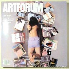 Libros de segunda mano: ARTFORUM INTERNATIONAL. JANUARY 2006 - NEW YORK 2006 - ILUSTRADO. Lote 171377600