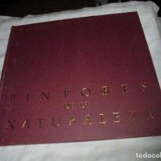 Libros de segunda mano: PINTORES DE LA NATURALEZA.ROBIN D`ARCY SHILLCOCK.BANCO CENTRAL HISPANO 1997. Lote 122173307