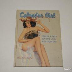 Libros de segunda mano: CALENDAR GIRL. Lote 122444579