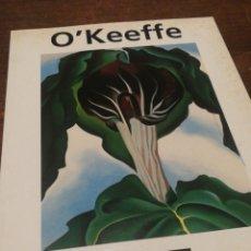 Libros de segunda mano: GEORGIA O'KEEFFE (1887-1986)- FLOWERS IN THE DESERT, TASCHEN, 1995.. Lote 122624803