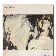 Libros de segunda mano: MANUEL GARCÍA-VIÑÓ. PINTURA ESPAÑOLA NEOFIGURATIVA [DEDICATORIA AUTOGRAFA] ED. GUADARRAMA 1968 1ª ED. Lote 122751402