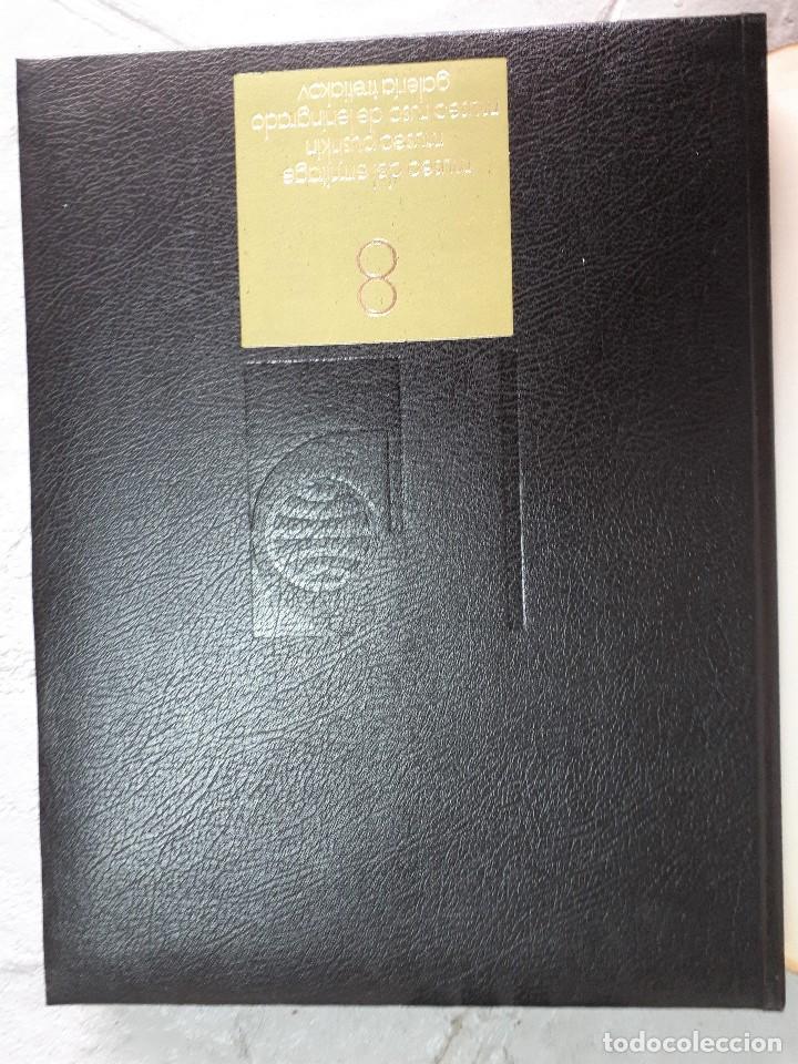 Libros de segunda mano: LA PINTURA EN LOS GRANDES MUSEOS. ESPECTACULAR OBRA EN 8 TOMOS DE EDITORIAL PLANETA. - Foto 3 - 122887095