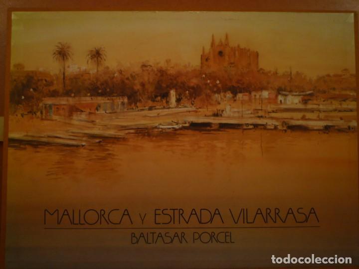 ESTRADA VILARRASSA. MALLORCA. EDITORIASL AUSA. 1983 (Libros de Segunda Mano - Bellas artes, ocio y coleccionismo - Pintura)