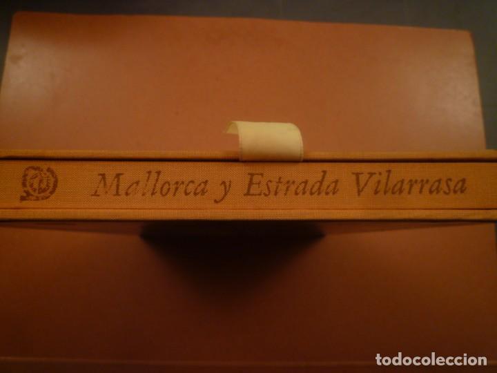 Libros de segunda mano: ESTRADA VILARRASSA. MALLORCA. EDITORIASL AUSA. 1983 - Foto 2 - 123102663