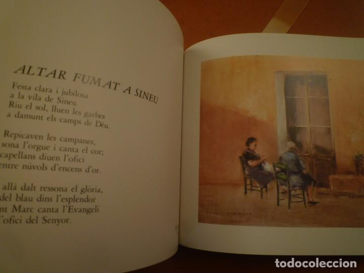 Libros de segunda mano: ESTRADA VILARRASSA. MALLORCA. EDITORIASL AUSA. 1983 - Foto 6 - 123102663